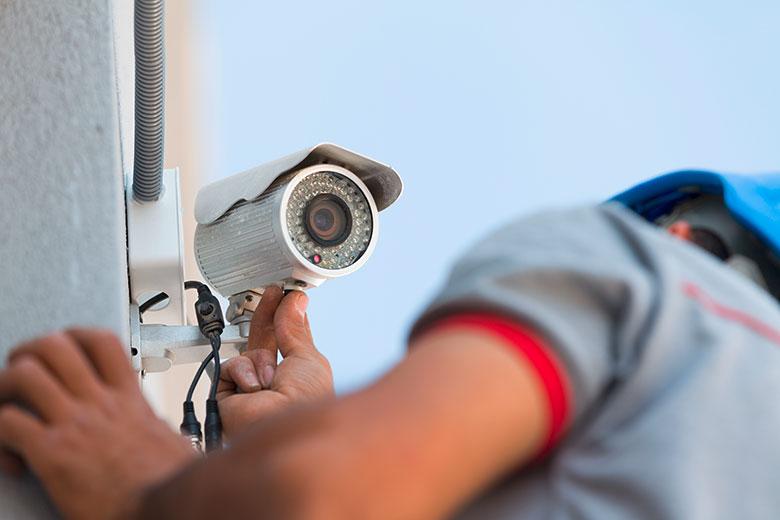 Überwachungsanlagen